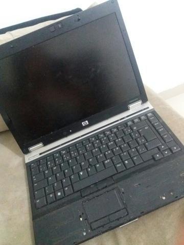 Notebook com Defeito HP