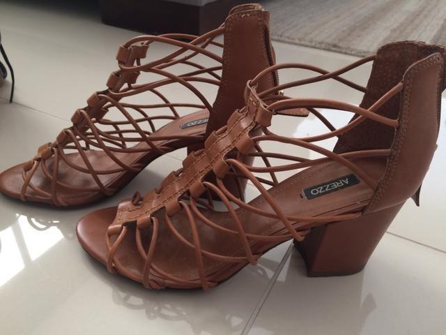 Sapato n.36 - Arezzo - ótimo estado