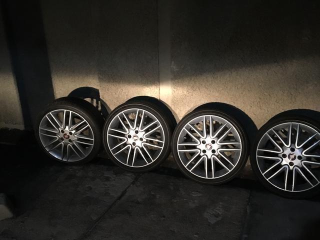 Rodas Punto esporte aro 17 + pneu