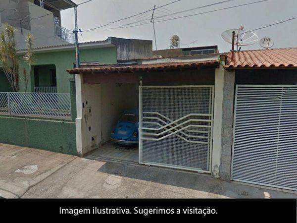 Casa 2 Quartos no Jardim América em Alfenas/MG