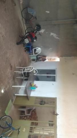 Vendo ou troco casa no Mocambinho