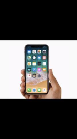 IPhone X 64gb - leia anúncio