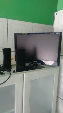 Tela de computador