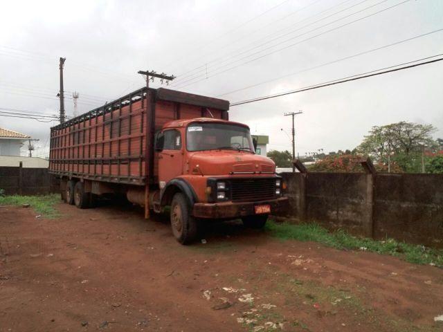 Mercedes Benz - 1113 - Truck Boiadeiro