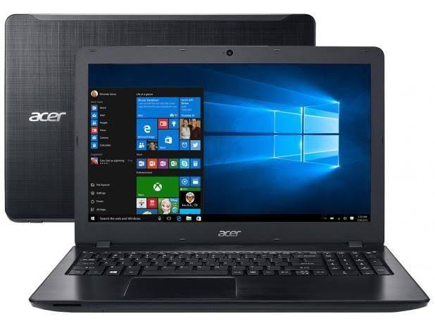 Notebook Acer Aspire F5 Intel Core i5 6ª Geração -