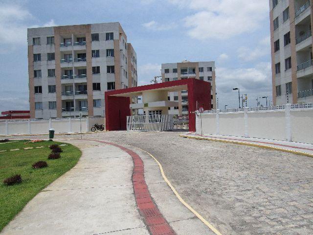Apto NOVO no Condomínio Ariovaldo Souza na Aruana, Venha conhecer e faça a sua proposta