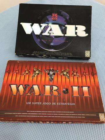 War I War II