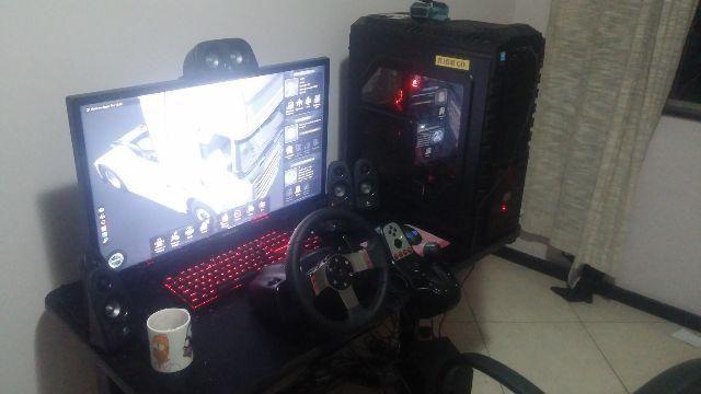 Computador gamer i7 4790k peças escolhidas a dedo