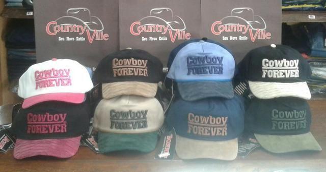 Boné Cowboy Forever