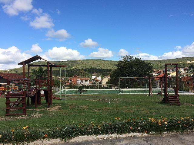 Fim de Semana em Gravatá: Internet, Churrasqueira, Mobiliada, 3 Suítes (4 qts) - Foto 10