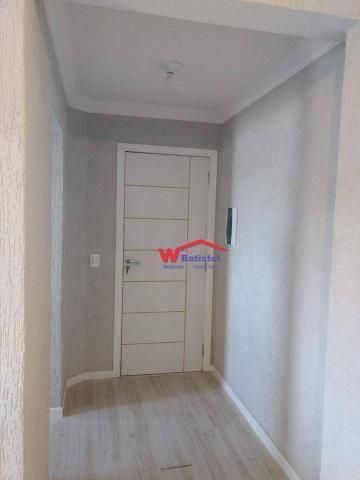 Apartamento com 2 dormitórios à venda, 57 m² por r$ 250.000 - rua vinte e cinco de dezembr - Foto 12