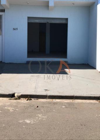 Sala comercial 40m² no campo de santana é na oka imóveis - Foto 2