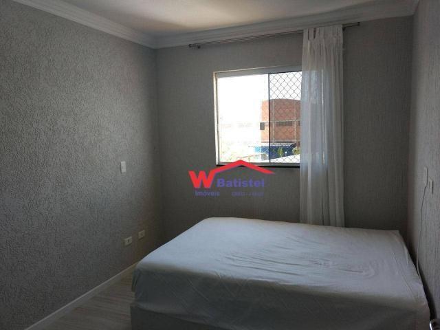 Apartamento com 2 dormitórios à venda, 57 m² por r$ 250.000 - rua vinte e cinco de dezembr - Foto 13