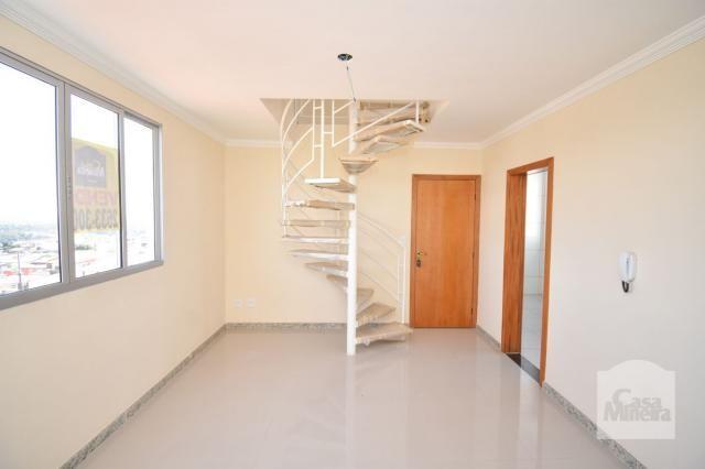 Apartamento à venda com 3 dormitórios em Alto caiçaras, Belo horizonte cod:247835
