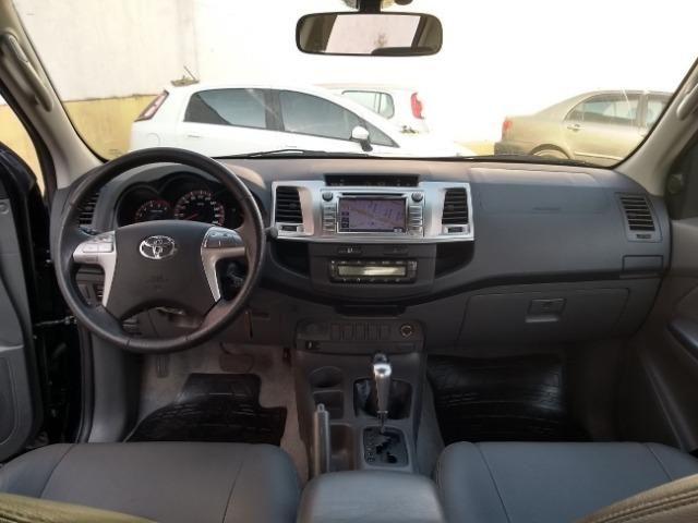 Toyota Hilux Cd SRV Automática Diesel - Foto 9