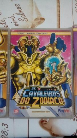 Cavaleiros do Zodiaco original - Foto 5