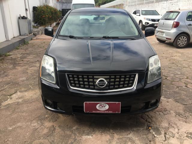Nissan Sentra AT 2009 na SA Veículos!