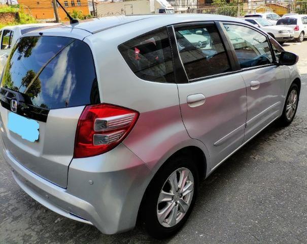 Honda Fit 1.4 Flex Automático 2012/2013 - Foto 4