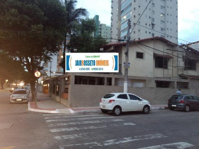 Casa Comercial/Residencial-04 quartos 2 suítes - Praia da Costa