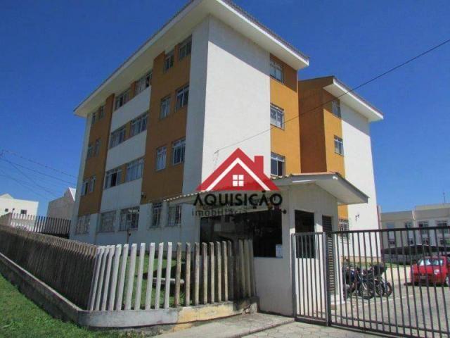 Apartamento com 3 dormitórios à venda, 54 m² por r$ 210.000,00 - capão raso - curitiba/pr - Foto 2
