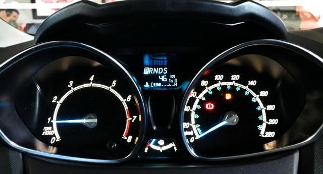 Ford Fiesta Titanium 1.6 . Prata. 2013/2014 - Foto 8