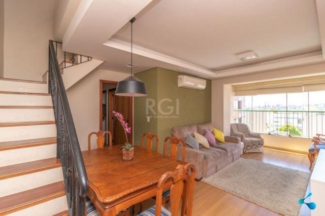 Apartamento à venda com 3 dormitórios em Santo antônio, Porto alegre cod:VP87111 - Foto 2