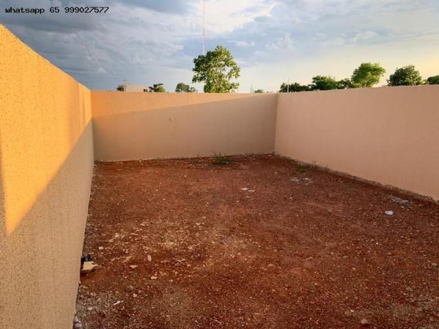 Casa para Venda em Várzea Grande, Nova Fronteira, 2 dormitórios, 1 banheiro, 2 vagas - Foto 13