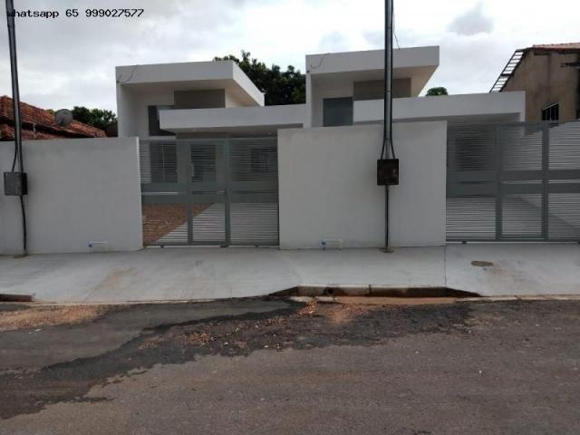 Casa para Venda em Várzea Grande, MANGA, 2 dormitórios, 1 suíte, 2 banheiros, 2 vagas - Foto 16