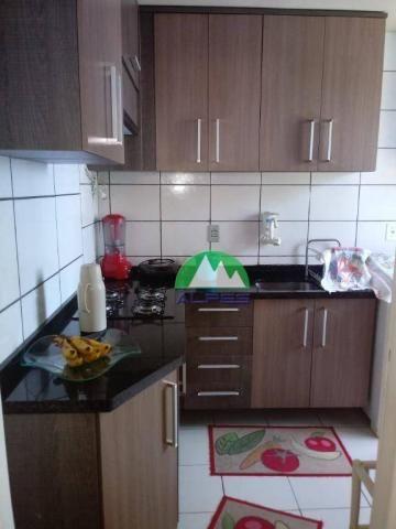 Apartamento residencial à venda, Cidade Industrial, Curitiba. - Foto 8