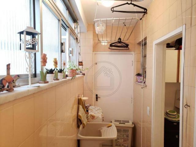 Apartamento com 2 dormitórios à venda, 60 m² por r$ 595.000,00 - tijuca - rio de janeiro/r - Foto 14