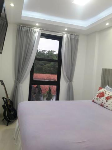 Apartamento semi-mobiliado no Residencial Porto das Pedras - Foto 13