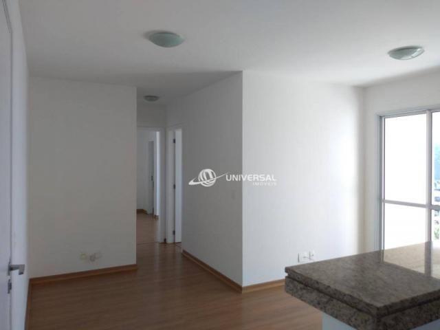 Apartamento com 2 dormitórios para alugar, 90 m² por r$ 1.600,00/mês - estrela sul - juiz  - Foto 3