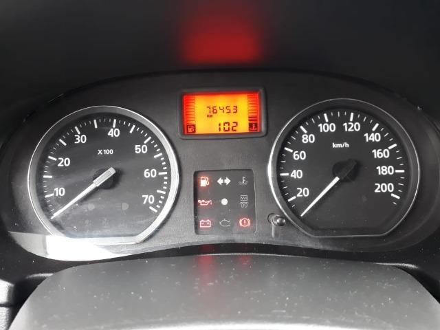 Logan 2010 completo com apenas 76.000 km rodados - Foto 7