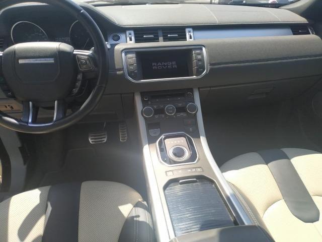 Range Rover EVOQUE DYNAMIC Black 2013 Top de linha com Teto Panorâmico - Foto 7
