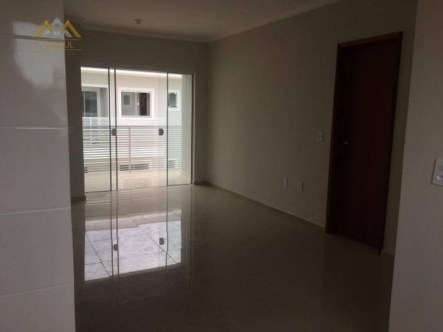 Apartamento com 2 dormitórios à venda por r$ 235.000 - campeche - florianópolis/sc - Foto 8