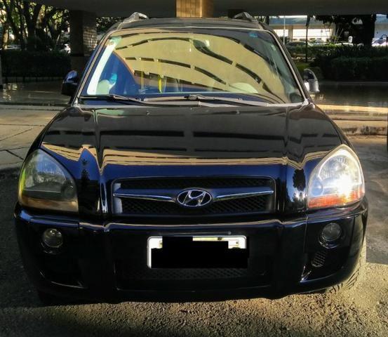 Tucson GLS 2.0 16V (aut) 2009/10 aceito financiar - Foto 2