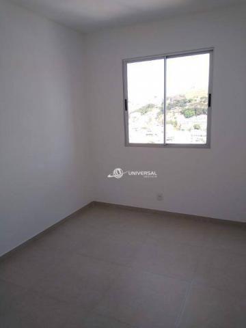 Apartamento com 2 quartos para alugar por r$ 900/mês - costa carvalho - juiz de fora/mg - Foto 8