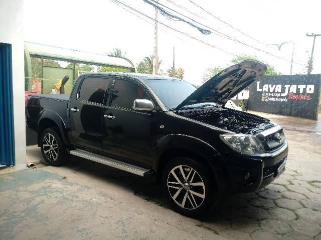Hilux conservada 2020 pago!!! - Foto 13