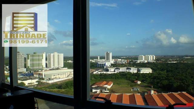 Linda Sala Comercial No Office Tower _ Renascença _ Toda Projetada - Foto 4
