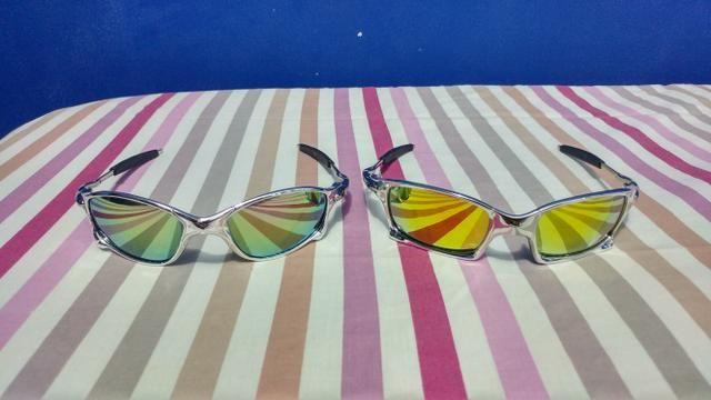 263df669fb988 Óculos Oakley Juliet Double X e Squared - Bijouterias, relógios e ...
