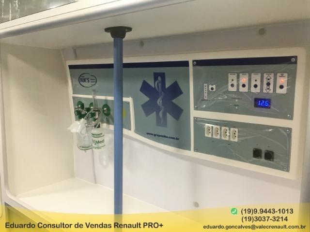 Master L2H2 Pack Conforto UTI Ambulância 19/20 Niks - Foto 9