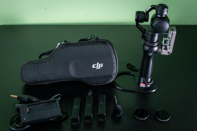 8ec957cd4ba0c Dji Osmo X3 Câmera Estabilizada 4k - Diversos Acessórios - Áudio, TV ...