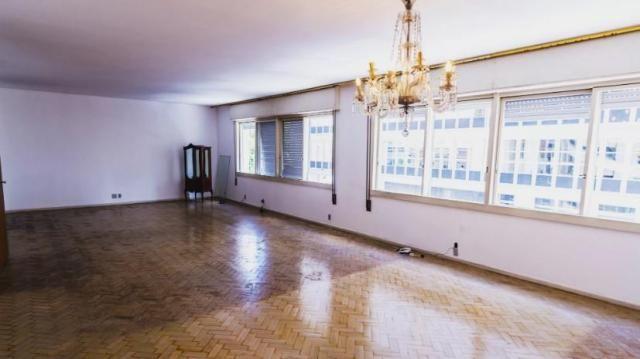 Apartamento para alugar, 270 m² por R$ 2.800,00/mês - Centro Histórico - Porto Alegre/RS - Foto 2