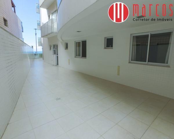 Apartamento de frente para o mar 3 suítes na Enseada Azul - Foto 8