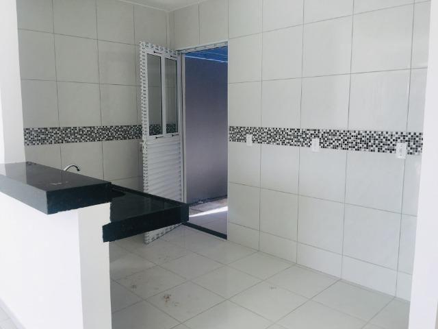 Linda casa com documentação grátis 2 quartos e 2 suites,entrada em 12x , * - Foto 11