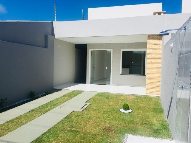 Linda casa com documentação grátis 2 quartos e 2 suites,entrada em 12x , * - Foto 3