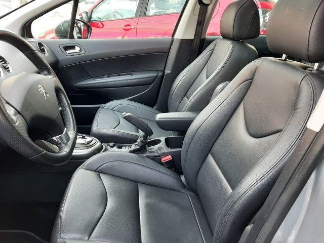 Ent. 50% + 48x 799,00 - Peugeot 308 Griffe THP 1.6 2014 - Só 60.000km - Foto 6