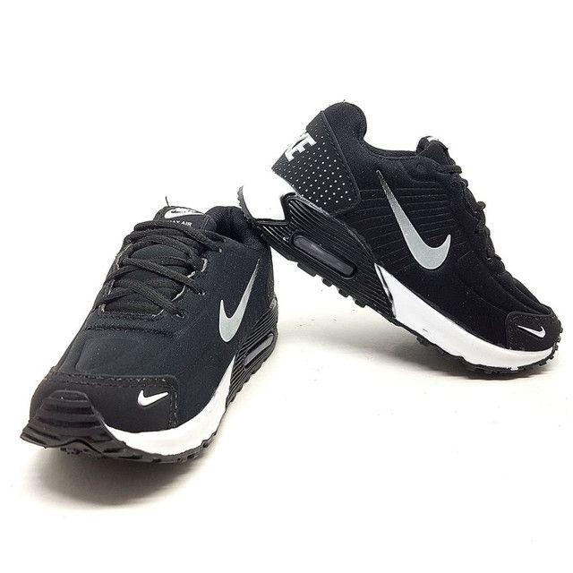 Tênis Infantil Nike Air Max 90 Essential<br> - Foto 4