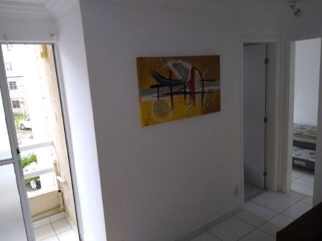 Oportunidade Apartemento Todo Mobiliado Lauro de Freitas Piscina Academia Quadra - Foto 12