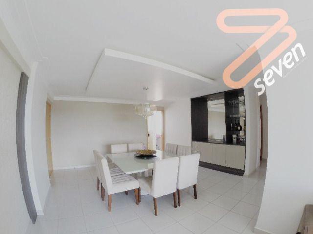 Bossa Nova - Capim Macio - 16º andar - 125m² - 2 vagas - Foto 4